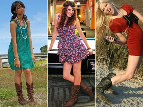 bota-texana-vestido