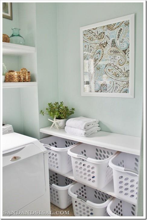 Como decorar lavanderia de apartamento fotos e dicas for Decorar lavaderos pequenos