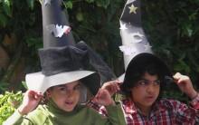 Como Fazer Chapéu de Bruxa Para o Halloween – Passo a Passo