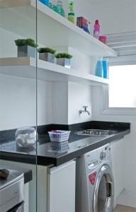 Como Decorar Lavanderia de Apartamento – Fotos e Dicas