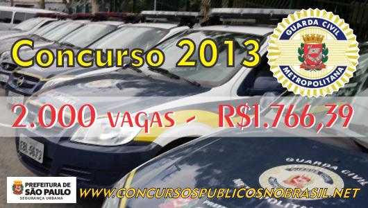 concurso-guarda-civil-metropolitano-sao-paulo-2013