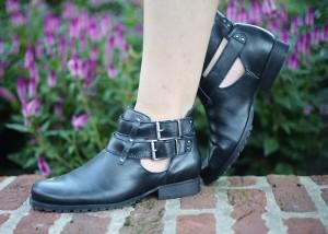 Tendência Cut Out Boots – Fotos, Dicas de Como Usar e Onde Comprar
