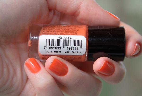 laranja-esmalte