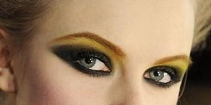 maquiagem-com-amarelo