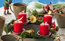 Ideias de Como Decorar Sua Mesa Para o Natal – Dicas, Fotos e Como Fazer