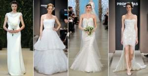 Vestido de Noiva: Modelo Certo Para Cada Tipo de Corpo – Dicas e Modelos