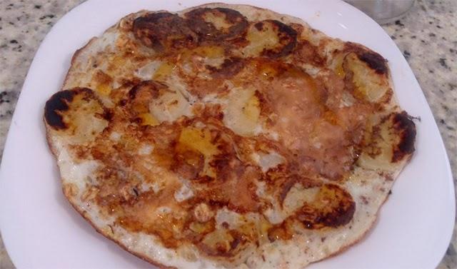 Receita De Omelete Doce - Delicia