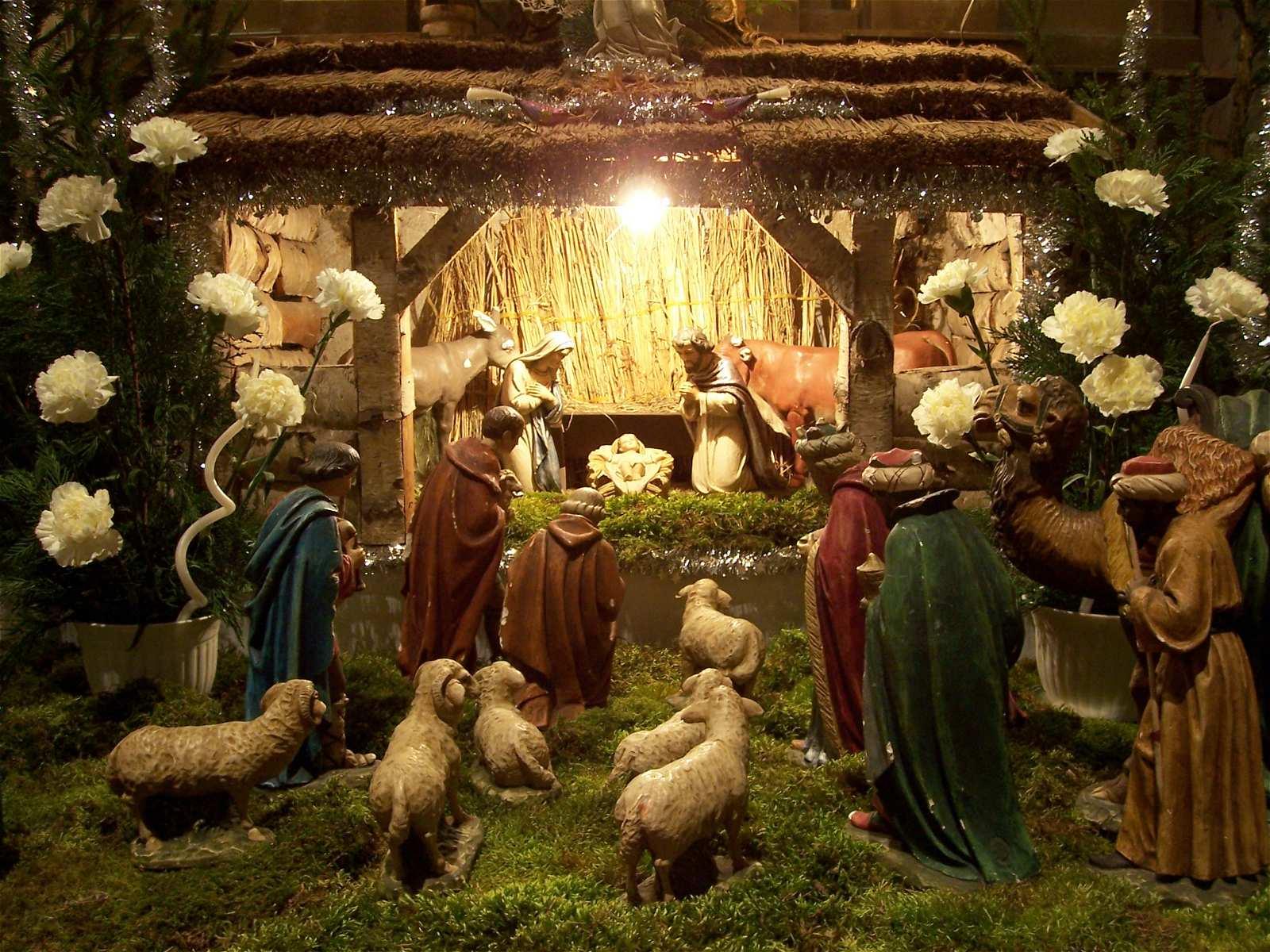 Como montar um pres pio de natal fotos dicas e v deo passo a passo - Sapin de noel en espagnol ...