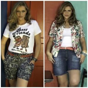 Moda: Shorts Para Gordinhas – Dicas e Onde Comprar