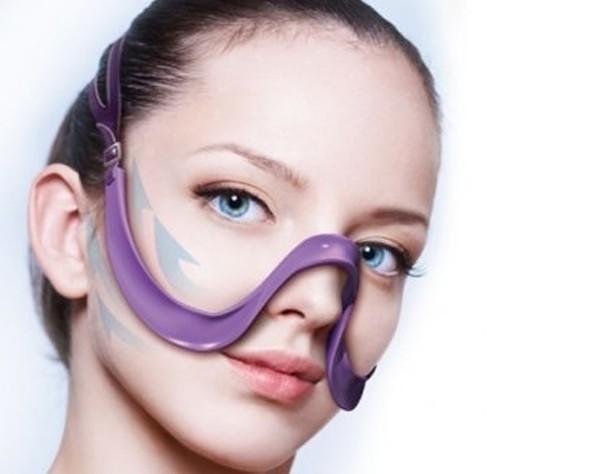 sutia rosto Método Anti Rugas: Sutiã de Rosto   Como Funciona
