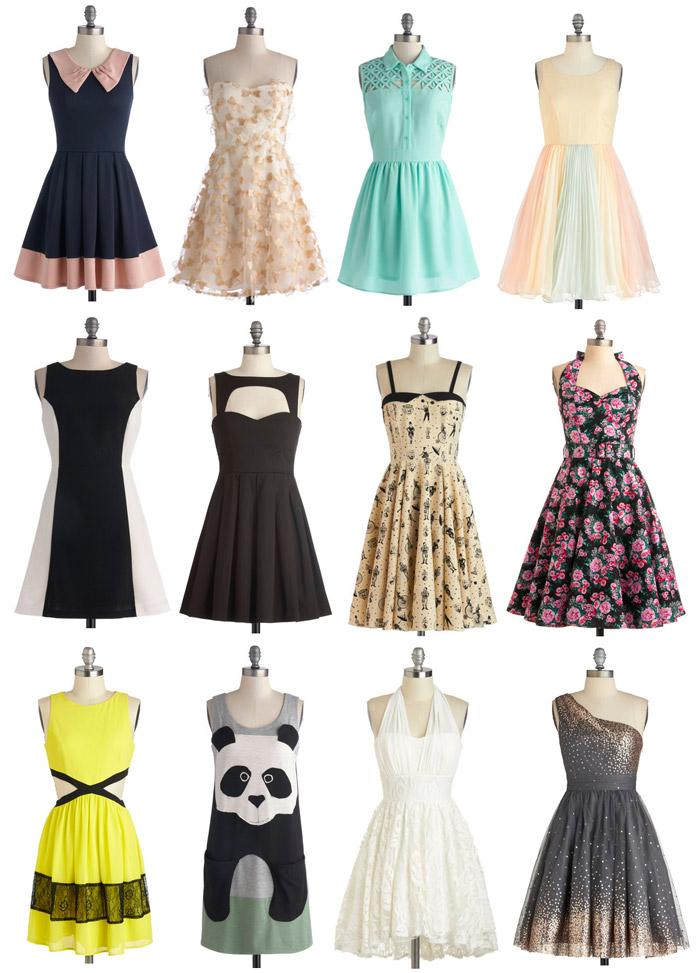 vestidos-vintage