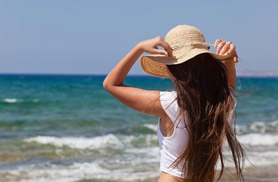 Cabelo-praia-verao