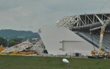 Desabamento na Arena Corinthians – Itaquerão – Saiba Mais Informações