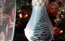 Decoração Para o Natal com Material Reciclado e Descartável – Dicas, Fotos e Como Fazer