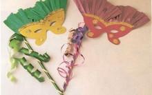 Ideias de Como Fazer Máscaras Para o Carnaval – Dicas, Fotos e Passo a Passo