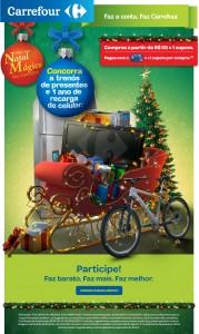 Como Participar Faz Um Natal Mágico Faz Carrefour – Informações