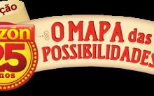 Mapa de Possibilidades: Promoção 25 Anos Sazon – Como Participar
