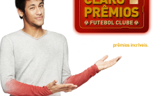 Promoção Claro Prêmios Futebol Clube com Neymar – Informações e Como Participar