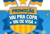 Vai de Visa Para a Copa do Mundo 2014 – Promoção, Sorteio e Como Participar