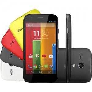 Novo Smartphone Moto G – Motorola e Google – Especificações e Comprar Online