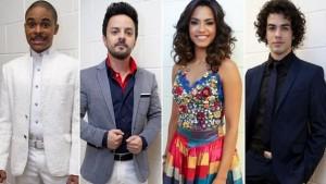 Final The Voice Brasil 2013 –  Finalistas e Como Votar