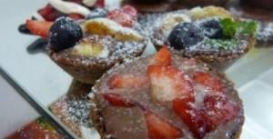 Sobremesa Natalina Guirlanda de Chocolate Ana Maria Braga – Programa Mais Você em 12/12/2013 – Receita