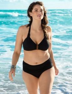 Moda Praia 2014 Plus Size – Para Gordinhas – Dicas e Onde Comprar