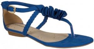 Moda Rasteirinhas no Tom Azul – Fotos e Onde Comprar