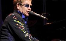 Show Elton John no Brasil 2014 – Datas e Ingressos