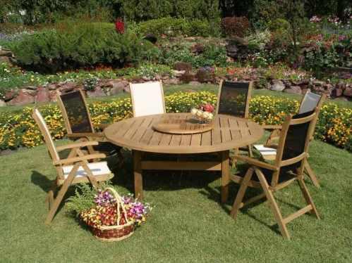 Modelos de Mesas Para Jardim - Dicas e Onde Comprar