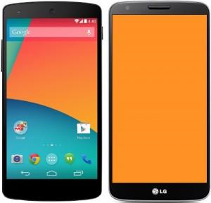 Novo Smartphone LG Nexus 5 – Especificações e Onde Comprar