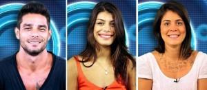 Paredão BBB 14: Bella x Diego x Franciele – Como Votar