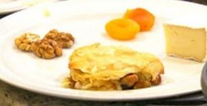 Receita Trouxinhas de Camembert e Frutas Secas Ana Maria Braga – Programa Mais Você 13/01/2014 – Como Fazer