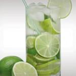 Limão prevenção contra doenças – remédio poderoso na viscosidade sangüínea. Água-gelada-e-limao