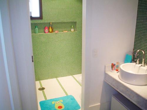 Modelos de Decoração de Banheiro Infantil  Fotos e Dicas -> Decorar Banheiro Infantil