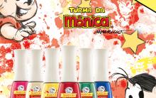 Lançamentos Esmaltes Beauty Color Hipoalergênicos Turma da Mônica – Cores e Onde Comprar