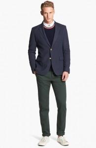 look-masculino-azul-verde