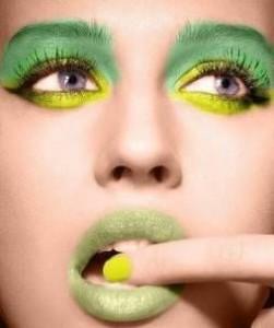 Como Fazer Maquiagem Para a Copa de 2014 – Inspirada no Brasil – Dicas e Vídeo