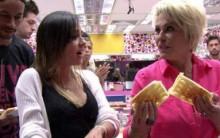 Receita Pão de Queijo Diferente Ana Maria Braga no BBB – Mais Você em 05/02/2014 – Como Fazer