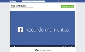 Look Back: O Vídeo Com Seus Melhores Momentos do Facebook – O Que É e Como Fazer
