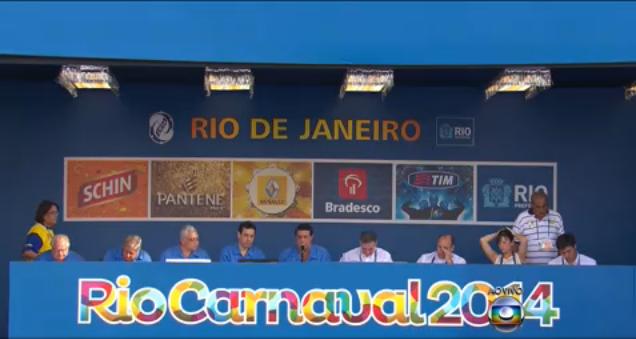 Apuração do carnaval de 2014. Resultado das escolas de samba do rio de janeiro rj – grupo especial e grupo de acesso.