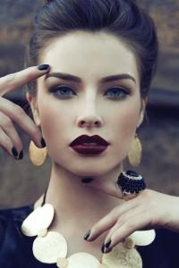Tendência Outono-Inverno 2014 Maquiagem – Dicas