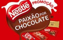 Promoção Paixão Por Chocolate Nestlé 2014 – Prêmios e Participar