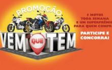 Vem Que Tem Promoção Honda 2014 – Prêmios e Como Participar