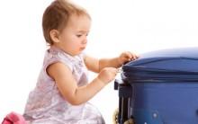 O Que Levar na Mala de Viagem das Crianças – Dicas