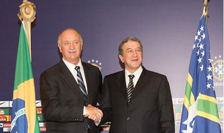 Brasil 2014 - lista dos jogadores convocados para copa do mundo de futebol