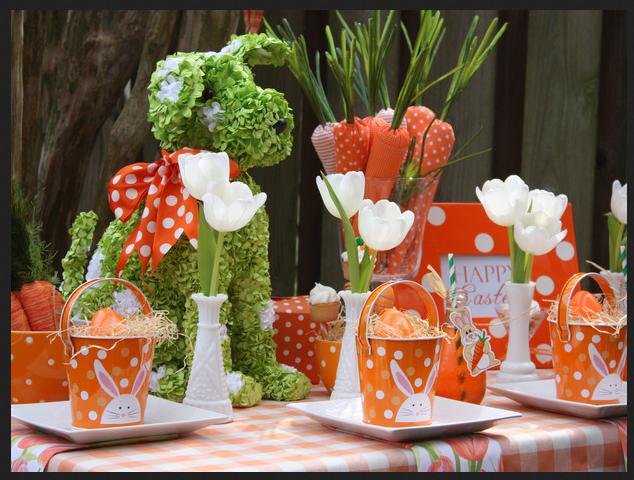 Decoração Para a Páscoa 2014 – Fotos e Como Fazer. Mesa