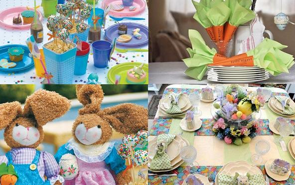 Decoração Para a Páscoa 2014 – Fotos e Como Fazer. Motivos