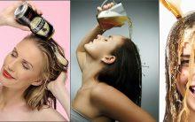 Hidratação Capilar Com Cerveja – Benefícios e Como Fazer