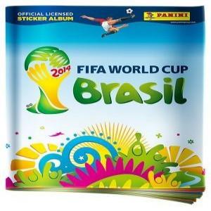 Álbum de Figurinhas Copa do Mundo FIFA 2014 – Preços